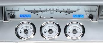 chevy impala vhx instruments impala 1961 1962 chevy impala vhx instruments dakota digital vhx 61c imp
