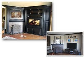 fireplace center fireplace entertainment center corner unit