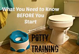 potty training tips what you need to know before potty training pottytraining