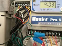 how to connect hunter solar sync rain sensor to rachio gen2 system Hunter Pro C Wiring Diagram image jpeg3264x2448 1 81 mb Hunter Pro C Irrigation Manual