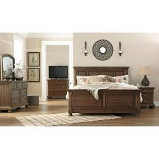Signature Design by Ashley Flynnter Queen Bedroom Group - Item Number: B719 Q  Bedroom Group