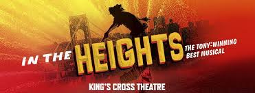 Image result for In The Heights musical set