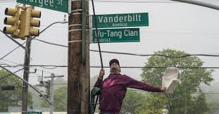 Photos: Staten Island corner officially renamed <b>Wu</b>-<b>Tang</b> Clan ...