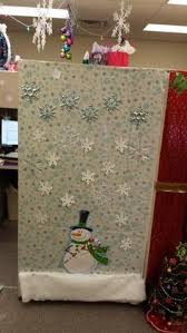 office cubicle christmas decoration. Christmas Cubicle Decorations Office Decoration