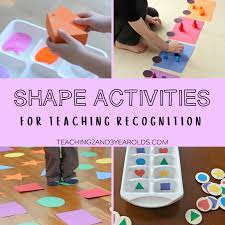 Check spelling or type a new query. How To Teach Shape Recognition To Preschoolers With Fun Activities