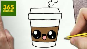 Cute funny diy coffee mug designs ideas try Disney How To Draw Coffee Cute Easy Step By Step Drawing Lessons For Kids Homebnc How To Draw Coffee Cute Easy Step By Step Drawing Lessons For