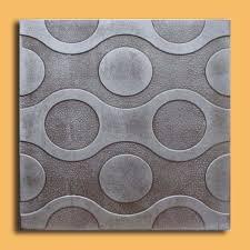20 x20 valencia antique bronze brown ceiling tiles antique