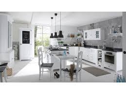 Landhaus Küche Weiß Grau