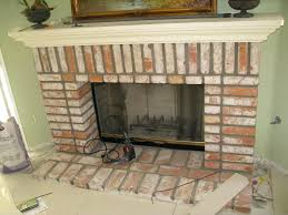 tile over brick fireplace fireplace tile or no tile refacing brick fireplace with slate tile