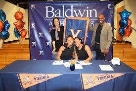 Baldwin School's Barnett twins savor special NLI signing – PA Prep Live