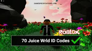 Our roblox murder mystery 2 codes wiki has the latest list of working code. Best Juice Wrld Roblox Id Codes 2021 Righteous Lucid Dreams And More Game Specifications