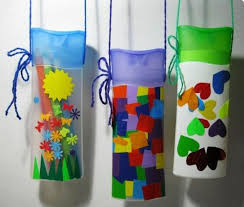 Decorated Plastic Bottles How to Recycle Plastic Bottles for Handmade Home Organizers and 19