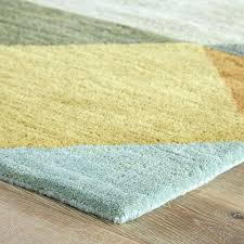 yellow and white area rug striped medium size of navy