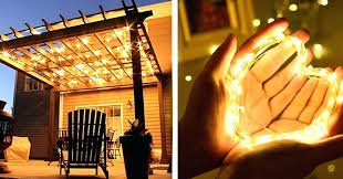 starry string lights hurry on over to where you can score this solar powered indoor outdoor