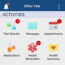 Yale New Haven Hospital My Chart Sign Up For Mychart Yale Health