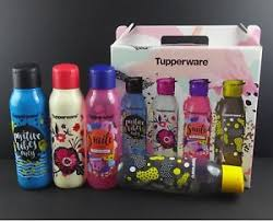 image is loading new tupperware limited cool n chic eco bottles