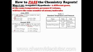 way on how to pass the chemistry regents way 11 on how to pass the chemistry regents