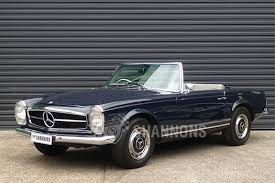 Sold: Mercedes-Benz 280SL Convertible Auctions - Lot 20 - Shannons