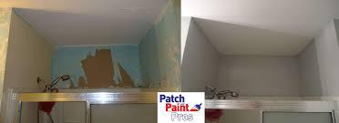 Bathroom Drywall Repair
