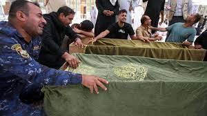 ارتفاع ضحايا حريق المستشفى في العراق إلى 92 قتيلا   صدى الإعلام