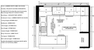 Galley Kitchen Layout Planning Design Interior