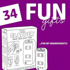 34 fun gifts for hip grandpas
