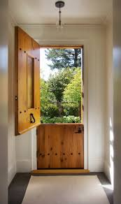 30 Dutch Door Hardscaping 101 The Ins And Outs Of Dutch Doors Gardenista