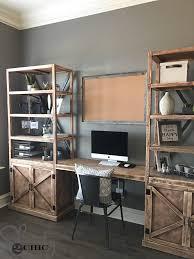 diy office shelving diy office storage