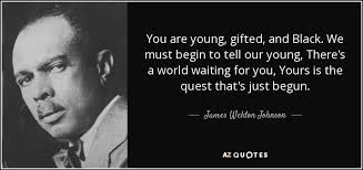 Famous Black Quotes Best TOP 48 QUOTES BY JAMES WELDON JOHNSON Of 48 AZ Quotes