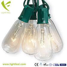 cheap vintage lighting. Cheap Vintage String Lights 20ft 20sockets E17 Outdoor LED ST40 Light  Strings - UL Liset Cheap Vintage Lighting