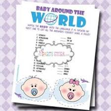 baby shower games for twins my practical baby shower guide baby ...