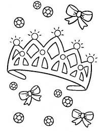 Small Picture Adult Princesses Crown Coloring Page Princess Printable Pages