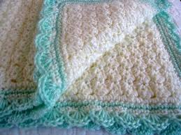 Free Patterns For Crochet Baby Blankets