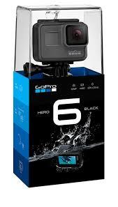 GoPro HERO6 Black Ultra HD Action Camera - 4K 0 6ave Electronics: