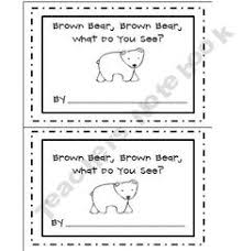 Brown Bear Brown Bear What Do You See Words What Color Are You Book Miss Adewa 917735473424