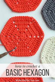 Quick And Easy Crochet Patterns Awesome Basic Crochet Hexagon Pattern Tips And Clear Photos