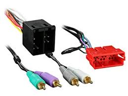 amazon com metra 70 1787 radio wiring harness for vw audi bose metra 70 1787 radio wiring harness for vw audi bose integration 1993 2007