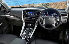 2018 mitsubishi asx interior. wonderful interior mitsubishi pajero 2018 redesign review release date and changes and mitsubishi asx interior