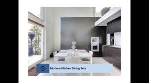 Modern Kitchen Dining Sets Modern Kitchen Dining Sets Design Ideas Modern Kitchen Cabinets