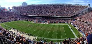 Chicago Bears Seating Chart Virtual Chicago Bears Tickets 2019 Vivid Seats