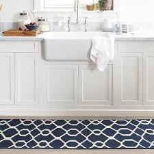 latest dark blue kitchen rugs navy blue kitchen rugs all about home decor inspiration