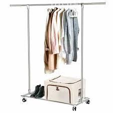 z garment rack rail adjule z garment ft single rolling clothes rack heavy duty z double z garment rack