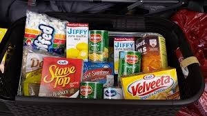 Image result for free pictures of bags of non perishable food item