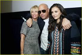 Nina Dobrev Helps Vin Diesel Surprise Fans At xXx Return of.