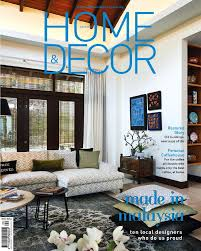 Small Picture HOME DECOR Malaysia Magazine September 2016 SCOOP