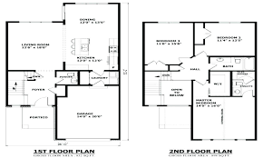 modern two story house plans small double y with balcony balconies porches