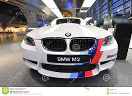 BMW M3 Safety Car On Display At BMW World Editorial Photo - Image ...