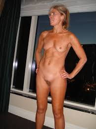 Mature Hairy Blonde Wife with Small Tits Wearing Wedding Ring.