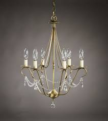french country crystal chandelier model no c1190n