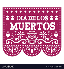 Papel Picado Designs For Day Of The Dead Dia De Los Muertos Day Dead Papel Picado